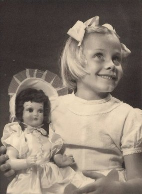 three line tales, week 198: a girl with a doll