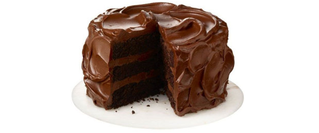 a picture of a chocolate cake